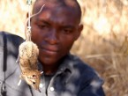 Steve and Elephant Shrew, 2009.jpg