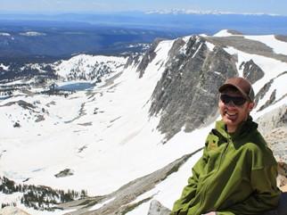 Brett Jesmer (PhD student, UW)