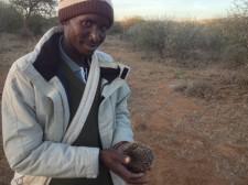 Gilbert Busienei (research technician, Mpala)